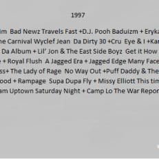 1997 hiphop